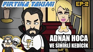 Adnan Hoca ve Sihirli Kedicik | Özcan Show