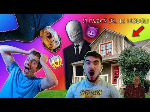 SLENDER IN REAL LIFE 14 REVISITED! HUNTING FOR SLENDER MAN EP. 7