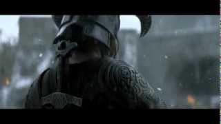 Skyrim - The Dragonborn Comes TRAILER (HD) 2012