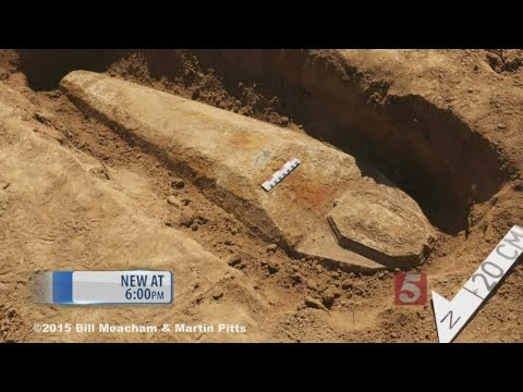 Dig Finds Dozens Of Confederate Graves