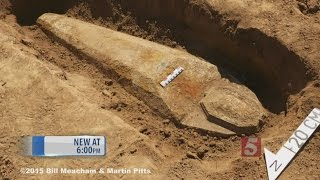 Dig Finds Dozens Of Confederate Graves thumbnail