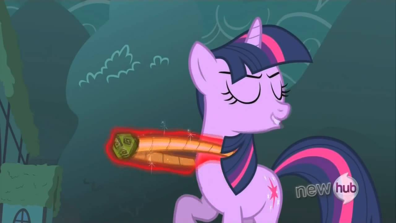 My Little Pony  Friendship is Magic S3EP5 Magic Duel  Trixie VS Twilight Sparkle   YouTube