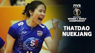 Thatdao Nuekjang SPIKE SPEED (ทัดดาว นึกแจ้ง) | FIVB Women's Volleyboll Word Championship 2018