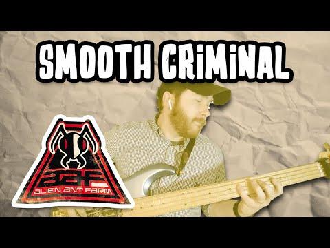 Smooth Criminal - Alien Ant Farm [Bass Cover]