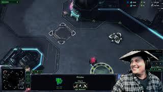 StarCraft 2 LOTV Protoss vs Terran Proxy Gates