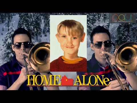 Home Alone Theme Song - Two Trombone Arrangement