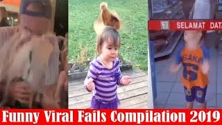 Funny Viral Fails Compilation 2019
