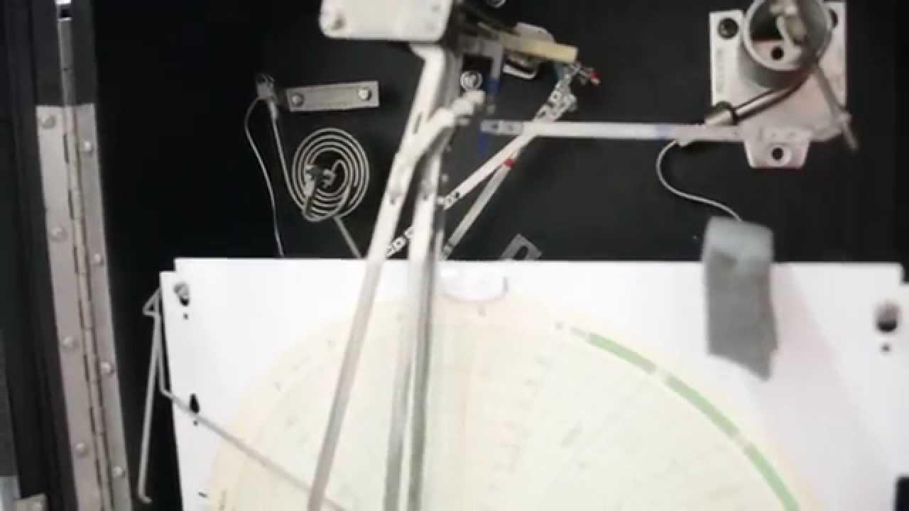 Barton Chart Recorders Recorder Charts Pens Youtube