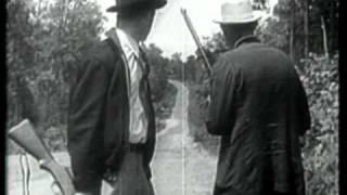 Bonnie & Clyde, Dillinger, Floyd and Nelson death documentary.