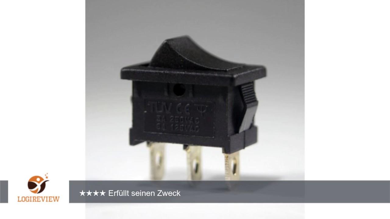 Tolle Führte 4 Pin Wippschalter Schaltplan Galerie - Elektrische ...