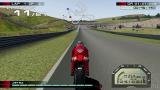 MotoGP 4 PS2 Gameplay HD (PCSX2)