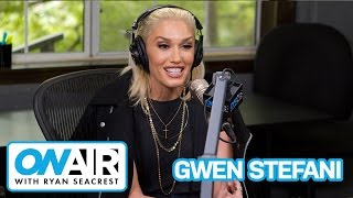 Gwen Stefani Shares Personal Journey | On Air with Ryan Seacrest
