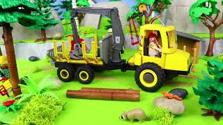 Concrete Mixer, Bus, Fire Truck, Train, Crane, Police Cars, Tractor & other Toy Vehicles for Kids