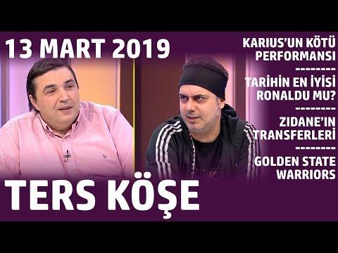Ters Köşe - Kaan Kural & Ali Ece | 13.03.2019
