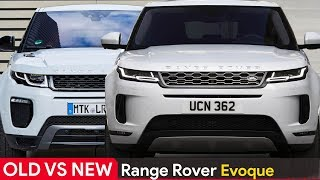 Old Vs New Range Rover Evoque ► See The Differences