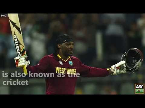 7 facts about the King of T20 cricket Chris Gayle