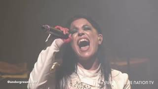 Lacuna Coil - The House of Shame @ Gramercy Theatre 2016