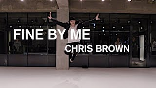 FINE BY ME - CHRIS BROWN / S ONE CHOREOGRAPHY