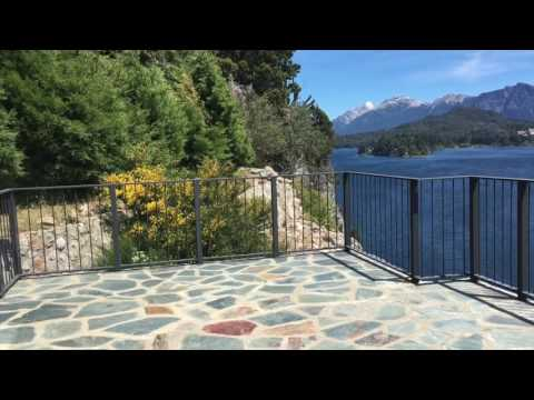 Video Walk-through of Swimming Pool Bella Vista Bariloche