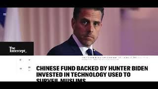 Biden pay to play China