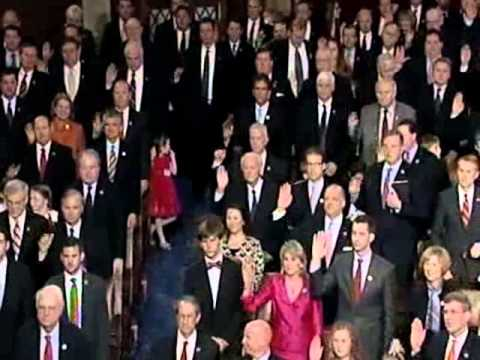 Rogers Sworn in for 113th Congress