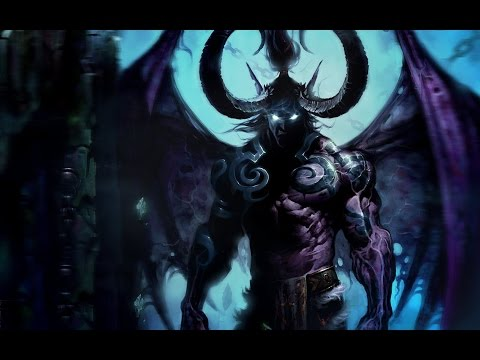 видео: Иллидан ХотС гайд (illidan hots guide)