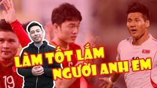 Tin nóng Asian Cup 2019 | Việt Nam đi tiếp, cảm ơn người anh em thiện lành Triều Tiên