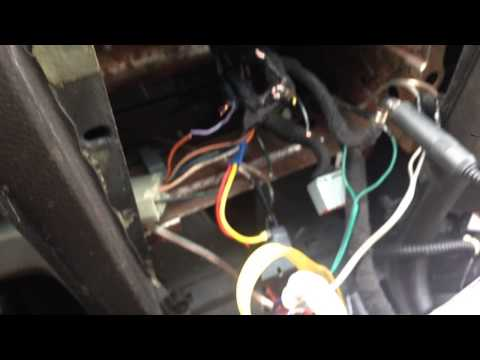 2003 lincoln ls aftermarket radio with no harness youtube LS1 Wiring Harness