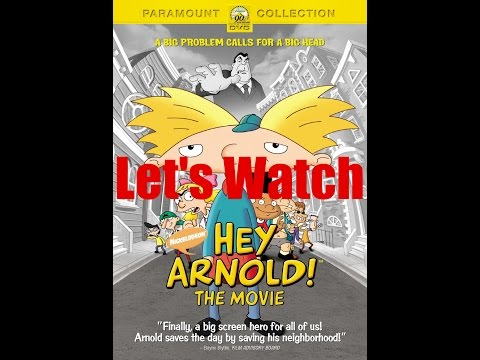 Let's Watch: Hey Arnold The Movie