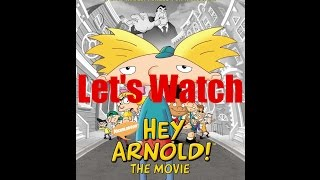 Video Let's Watch: Hey Arnold The Movie download MP3, 3GP, MP4, WEBM, AVI, FLV September 2017