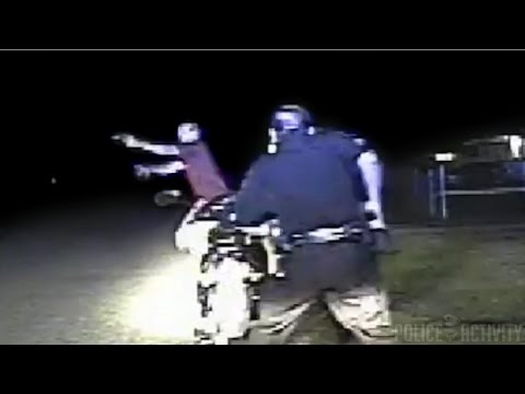 Dashcam Captures Fatal Police Shootout in Springdale, Arkansas
