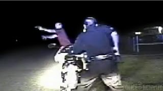 Dashcam Captures Fatal Police Shootout in Springdale, Arkansas thumbnail
