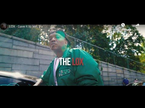 Смотреть клип The Lox - Gave It To Em