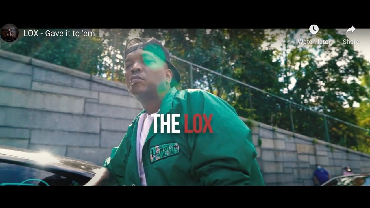 The LOX - Gave It To Em