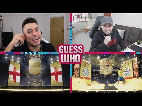 WE CAN'T STOP GETTING WALKOUTS 🔥 GUESS WHO FIFA vs HomelesPenguin (GUESS WHO PACKS)