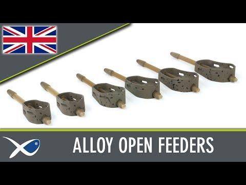 Matrix Alloy Open Method Feeders  ALL SIZES