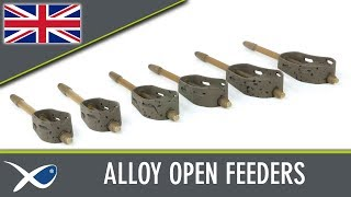 *** Coarse & Match Fishing TV *** Alloy Open Method Feeders