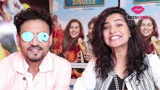 EXCLUSIVE! Irrfan and Parvathy gets candid about 'Qarib Qarib Singlle'