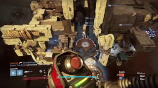 Most Titan thing you can do in Destiny
