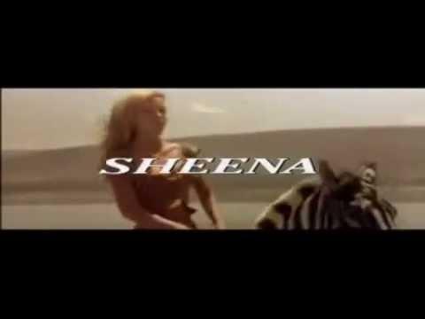 Sheena Regina Della Giungla 1984   video