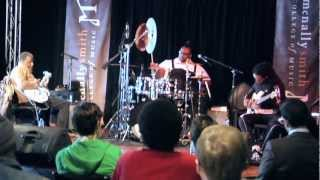 Legendary Drummer Michael Bland Visits McNally Smith