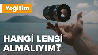 Hangi Kamera Lensini Almalıyım? (Lens Seçimi)