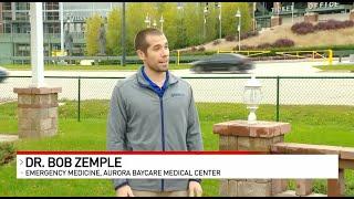 Basics of CPR and First Aid | Fox 11 Fieldhouse | Aurora BayCare Emergency Medicine