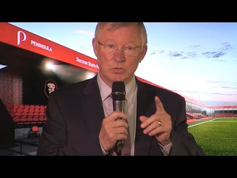 BRILLIANT Sir Alex Ferguson MOTIVATIONAL SPEECH!