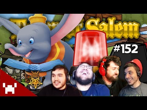 DUMBO THE VETERAN | Town of Salem QUAD CAM w/ Ze, Chilled, GaLm, & Smarty #152
