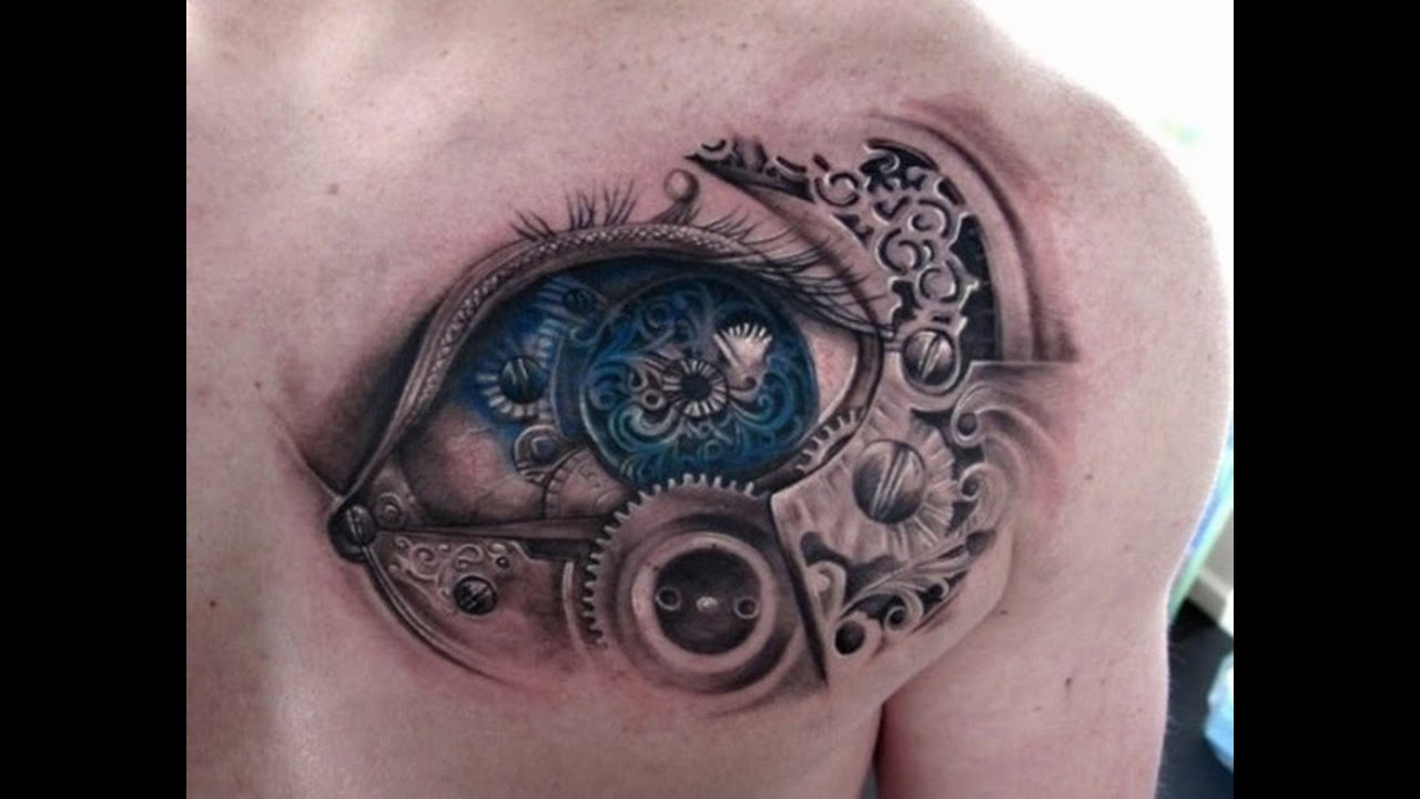 Stunning This Tattoo Artist Uses Real Flowers To Create: Amazing 3D Tattoo Ideas-Best Body Painting Tattoos-3D Art