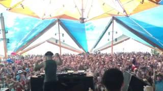 Will Clarke playing at Coachella DoLAB 2017