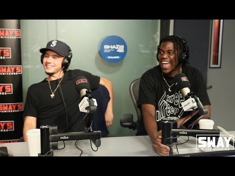 PT. 1 Nyck Caution and Kirk Knight on How They Joined Pro Era on Sway in the Morning
