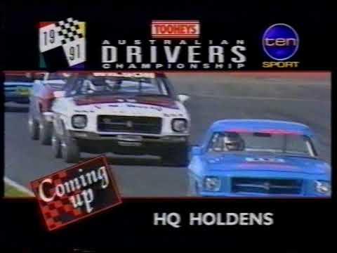 1991 Australian Drivers Championship | Round 3 | Eastern Creek