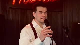 Nick Pritchard - Jazz Singing Highlights 2020